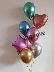 Trosjes Helium Ballonnen