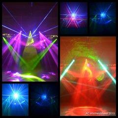 Verhuur Lichtshow
