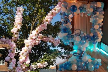 Babyshower en Kraamfeest Decoraties
