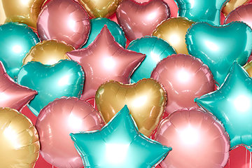 Blanco Folie Ballonnen