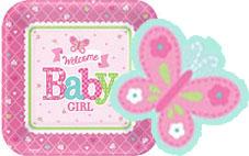 Welkom Baby Meisje