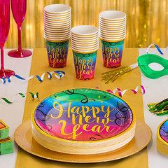 Kleurrijk Nieuwjaar