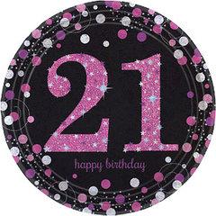 Sprankelend Roze 21