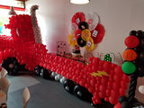 Cars Mack Vrachtauto Sweetable Decoratie_