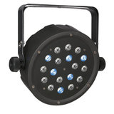 Showtec Club Par 18/1 RGB LED spot_2