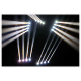 Showtec Wipe Out 4-360 witte LED bar beam movinghead_