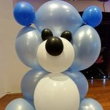 Ballondecoratie Teddybeer_