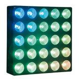 Showtec PixelSquare 25COB 9W RGB COB LED paneel_