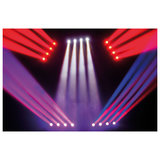 Showtec Wipe Out 4-360 RGBW LED bar beam movinghead_