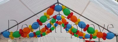 Flexibele Slingers Ballondecoratie Medium per meter