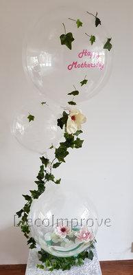 Lely Glas Ballondecoratie Cadeauballon Stuffer Ballon