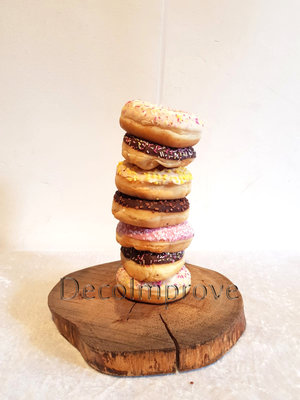 Boom Doughnut Standaard Verhuur