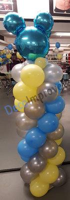 Baby Mickey Standaard Ballonnenpilaar