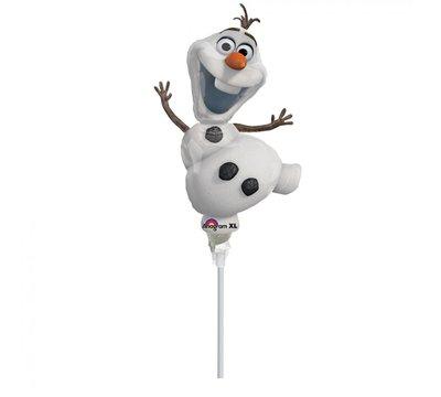 Frozen Olaf MiniShape Folie Ballon 35cm