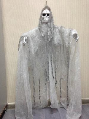 Draaiend Spook Animatron Bewegend Figuur