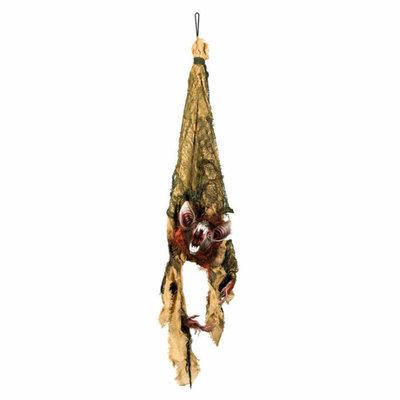 Monster Vampier Vleermuis Hangend Animatron Bewegend Figuur