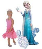 Frozen Elsa de Sneeuwkoningin Airwalker Ballon 144cm