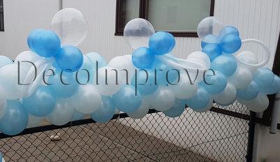 Baby Spenen Ballonslinger per meter