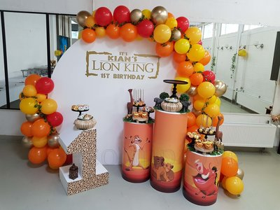 The Lion King Setting
