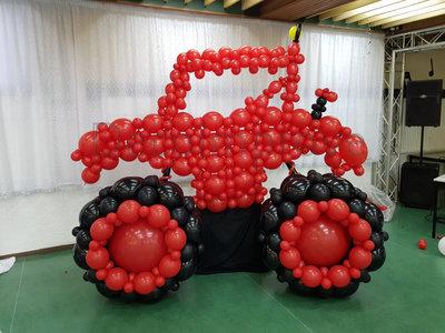 Monstertruck 2D Photobooth