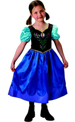 Frozen Prinses Anna Klassiek Kostuum Kind