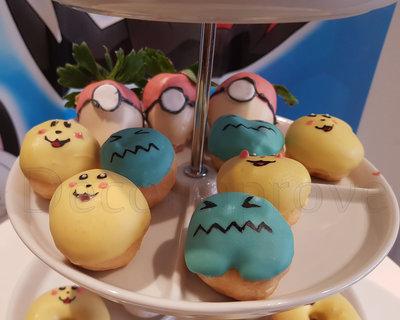 Soesjes Choco Pokemon