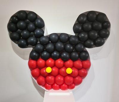 Mickey Mouse Mozaiek Decoratie