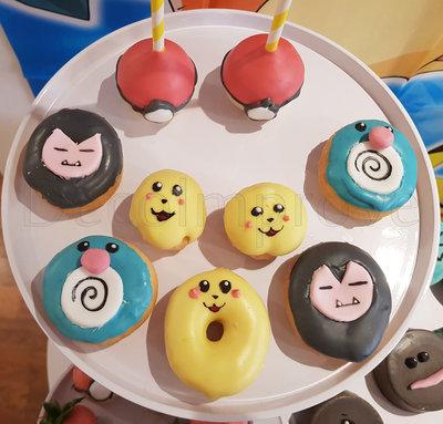 Donuts Pokemon