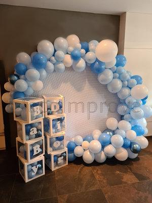 Baby Dior Blauw Setting Basic