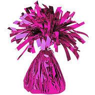 Fel Roze Folie Ballongewichtje