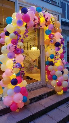 Ballonnenboog Pastel Organic