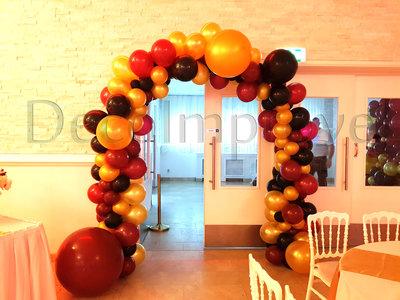 Ballonnenboog Chique Organic