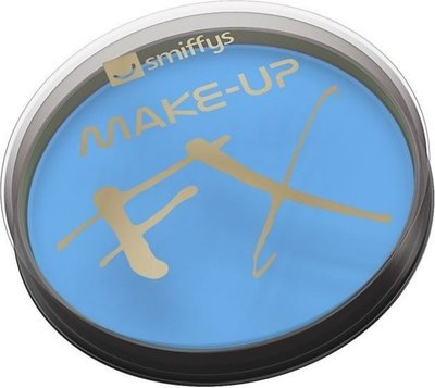 Licht Blauw Make-Up FX Waterbasis Schmink en Bodypaint