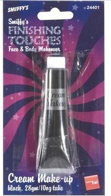 Zwart Make-Up Creme Tube 28ml