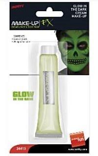 Glow-in-the-Dark Body Creme Tube 28ml