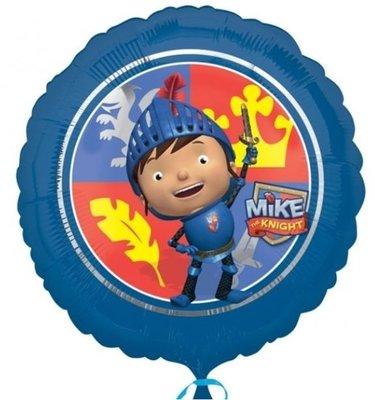 Ballonnenpost Mike de Ridder Folie Ballon 45cm