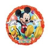 Ballonnenpost Mickey Mouse Clubhuis Folie Ballon 45cm