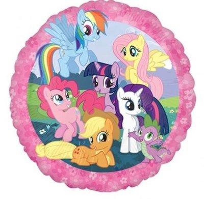 Ballonnenpost My Little Pony Folie Ballon 45cm