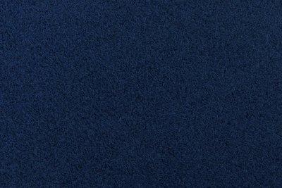 Donker Blauw Dallas Deluxe Tapijt Loper met Anti Slip Rug