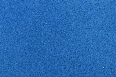 Zee Blauw Dallas Deluxe Tapijt Loper met Anti Slip Rug