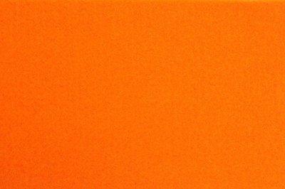 Oranje Dallas Deluxe Tapijt Loper met Anti Slip Rug
