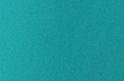 Lichtblauw Dallas Deluxe Tapijt Loper met Anti Slip Rug