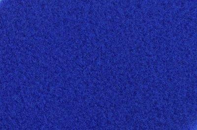 Blauw Dallas Deluxe Tapijt Loper met Anti Slip Rug
