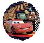 Cars McQueen en Vrienden Folie Ballon 45cm