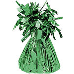 Groen Folie Ballongewichtje