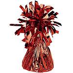 Rood Folie Ballongewichtje