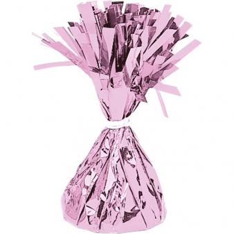 Roze Folie Ballongewichtje