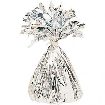 Zilver Folie Ballongewichtje