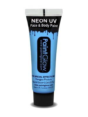Baby Blauw Neon UV Schmink 10ml