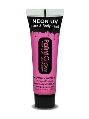 Baby Roze Neon UV Schmink 10ml